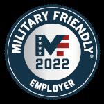 2022 Miliatry Friendly Employer Award