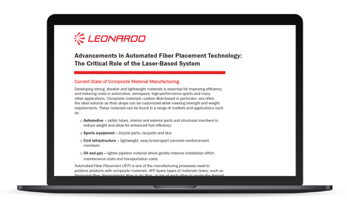 Automated Fiber Placement_Laptop
