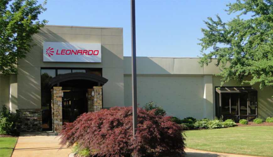 Hunstville Arizona location for Leonardo Electronics US